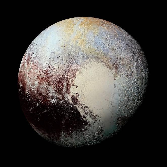 Il pianeta nano Plutone torna in corsa per essere riqualificato
