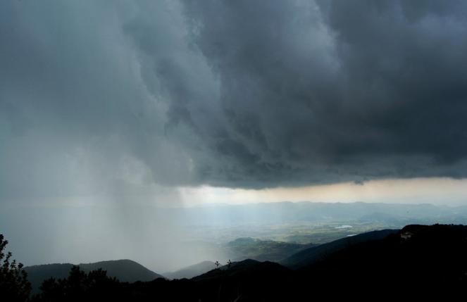 Il temporale: spesso difficile da prevedere!