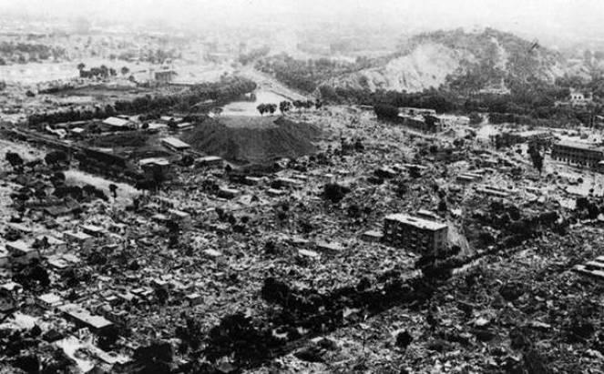 Il terremoto di Tangshan del 28 Luglio 1956 in Cina, oltre mezzo milione di vittime