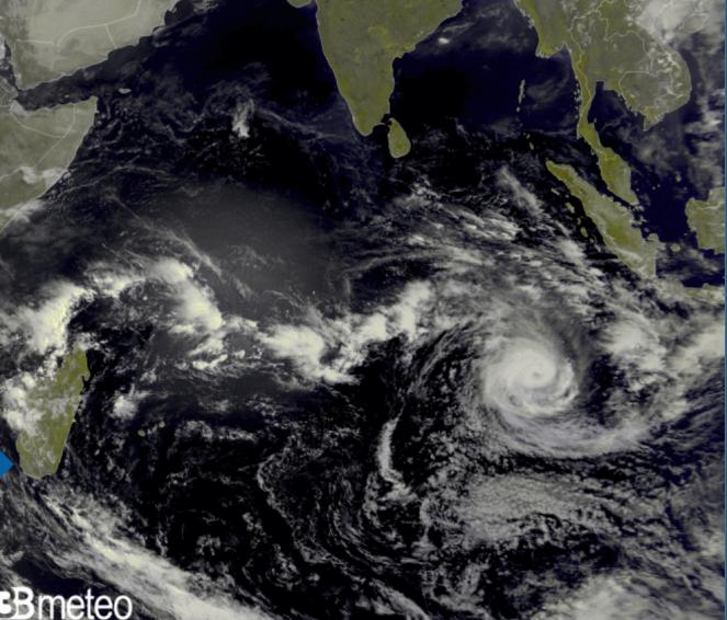 Immagine da satellite