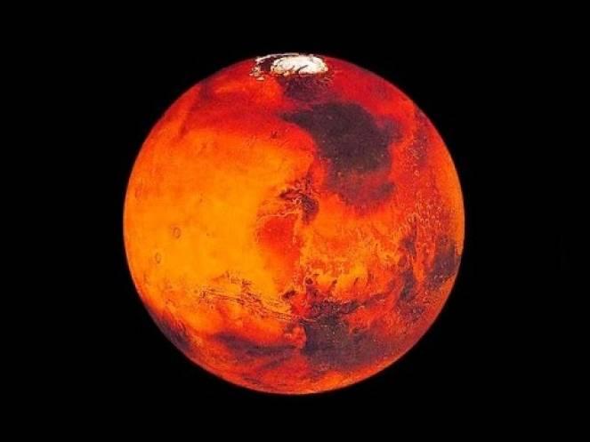 Immagine di Marte