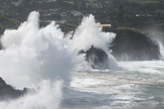 Imminente tempesta di vento sull Italia