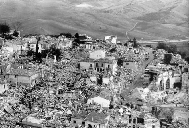 Foto terremoto del belice
