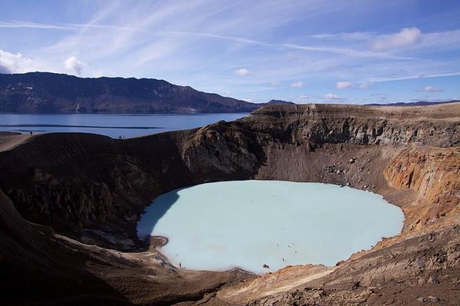 Islanda, il vulcano Askja minaccia di eruttare, la nube di cenere potrebbe arrivare in Europa