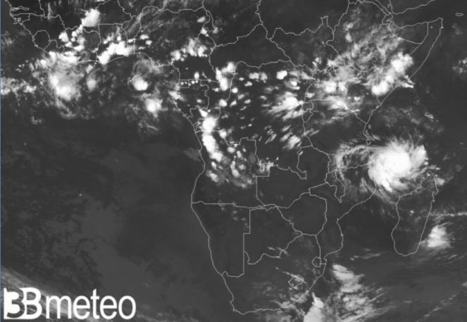 Kenneth, un nuovo ciclone per il Mozambico