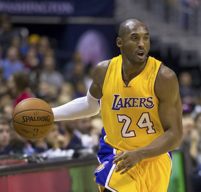 Kobe Bryant stella del NBA muore in un incidente