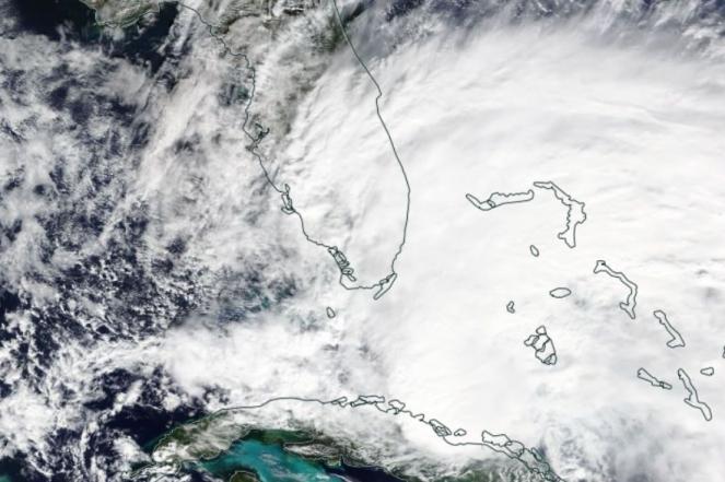 L ex Uragano Eta raggiunge la Florida, ora punta di nuovo Cuba