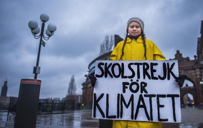 L'iniziativa nata da Greta Thumberg
