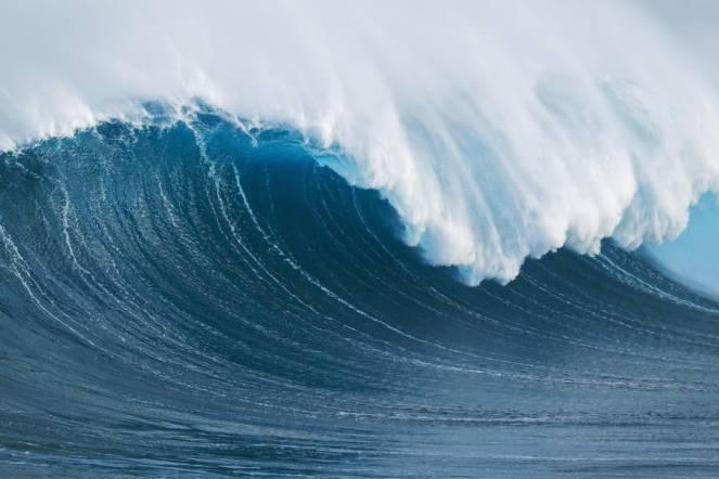 L'onda di tsunami più alta mai osservata