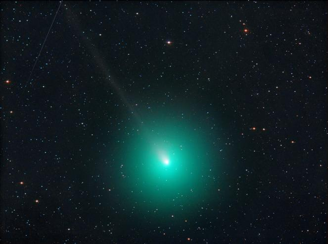 La cometa di Natale come non l'avete mai vista