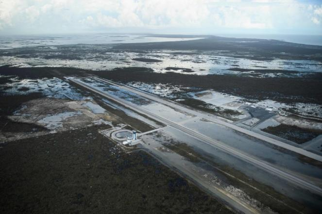 La devastazione generata dall'Uragano Dorian sulle Bahamas