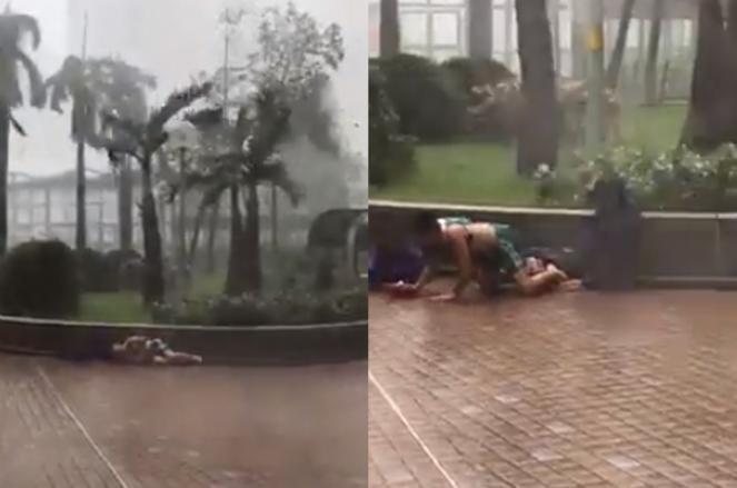 Filippine: tifone Mangkhut declassato a uragano categoria 4 - Primo Piano