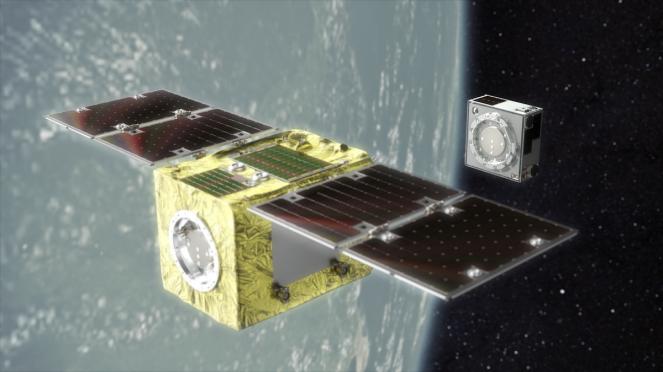 La missione ELSA per ripulire lo spazio dai detriti