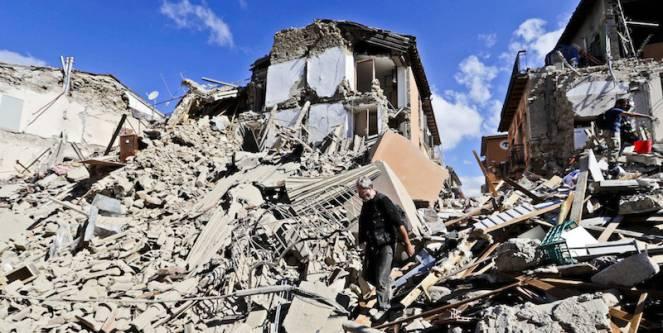La storia italiana è costellata da una serie di eventi sismici composti da lunghe sequenze
