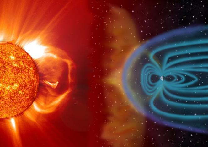 In corso una violenta tempesta magnetica: comunicazioni radio a rischio