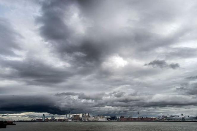 La tempesta sopra Liverpool
