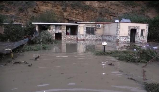 La villa nel Palermitano in cui si è consumata la tragedia