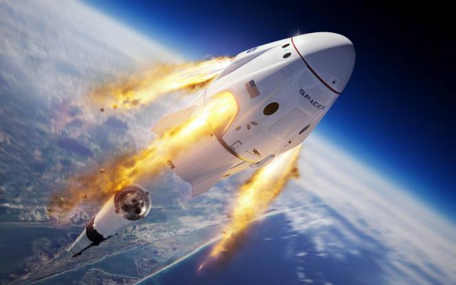 Lancio della missione SpaceX a rischio ritardo per il maltempo