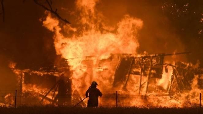 Incendi Australia, altri due morti e cinque dispersi