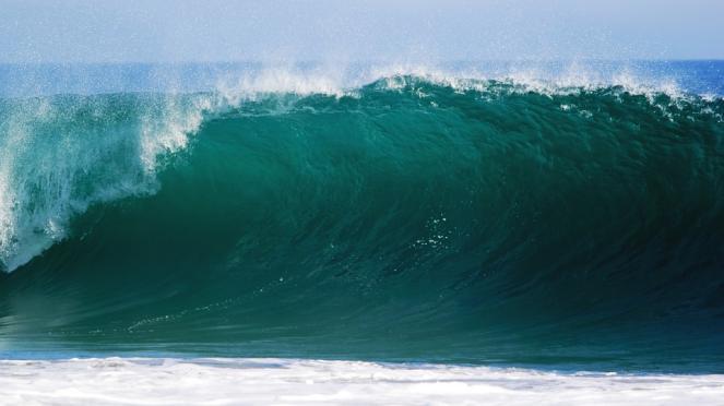 Le onde degli oceani sono in grado di catturare i gas inquinanti