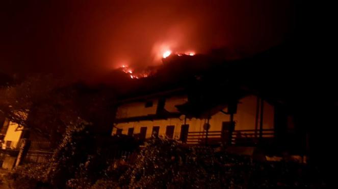 Emergenza incendi in Piemonte, aria irrespirabile a Torino