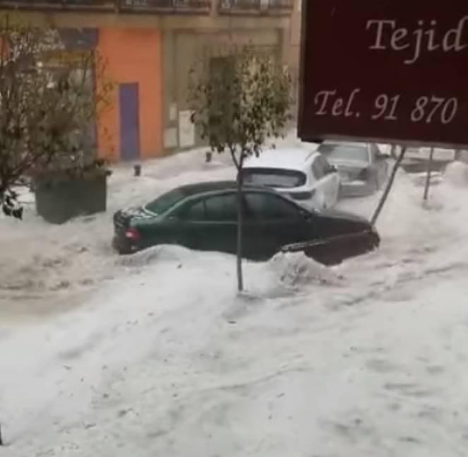 Madrid lunedì