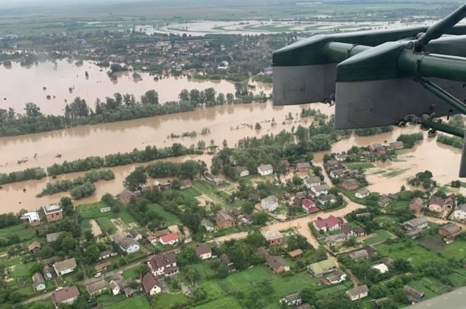 Maltempo flagella parte d'Europa, alluvioni, grandine e frane