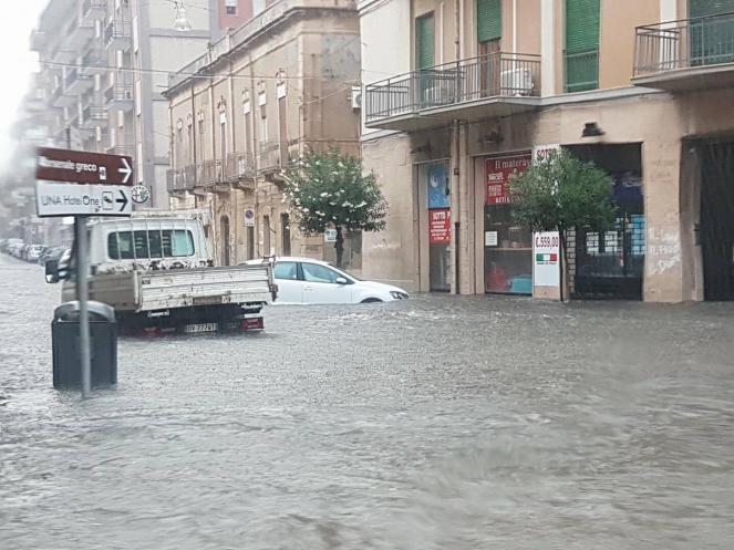 Maltempo, in Sicilia è allerta gialla: a Siracusa previsto temporale alle 14