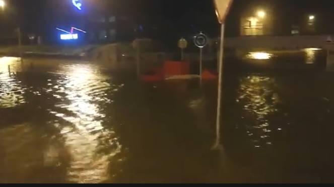 maltempo in Europa, inondazioni e danni
