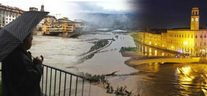 EMERGENZA MALTEMPO: alluvioni e tanti disagi. NUOVO PEGGIORAMENTO in arrivo