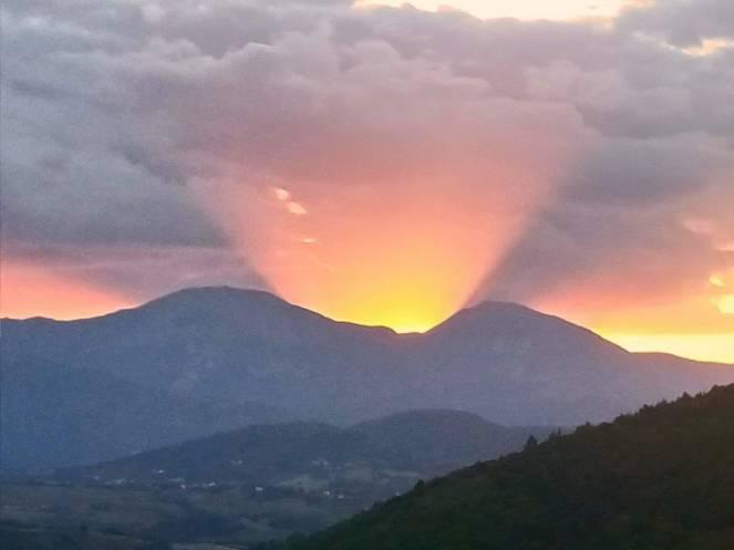 Marche: Monte Catria (Giuseppe Pierfranceschi)