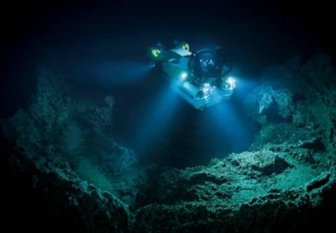 Mercurio ritrovato nella profondità della fossa delle Marianne