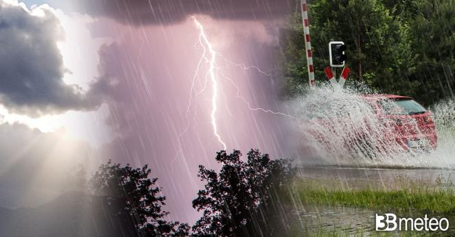 Meteo. In settimana nuove piogge e temporali