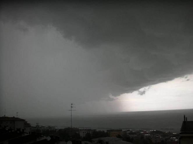 Meteo Ancona: forti piogge in arrivo