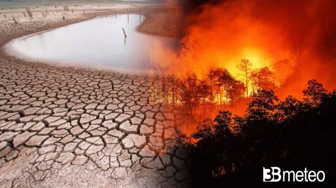 Meteo e riscaldamento globale, verso un aumento di temperatura di 2.7°C entro la fine del secolo