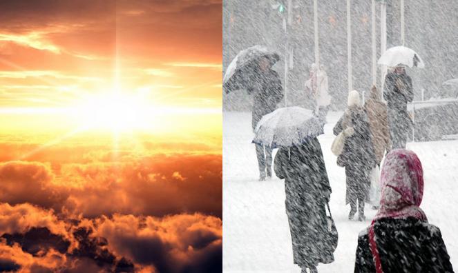 Meteo: Europa spaccata in due tra Primavera anticipata e nuova irruzione gelida