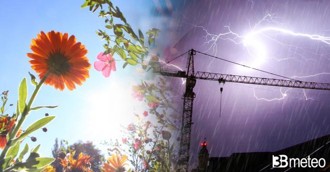 Meteo Italia. In settimana sole ma anche alcuni temporali