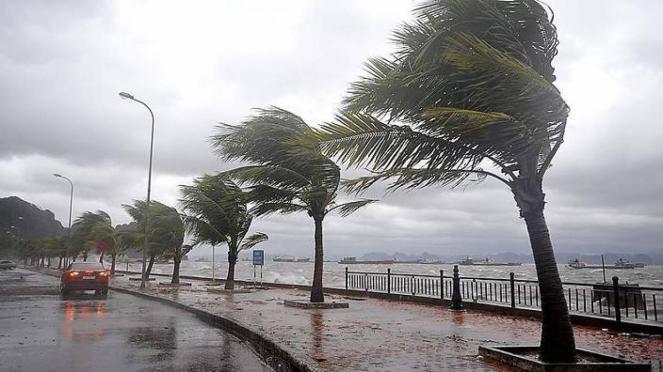 Meteo Italia: in arrivo burrasche di vento