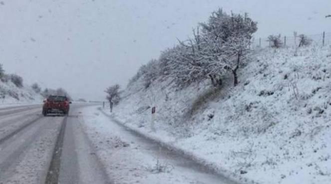 Meteo Italia neve