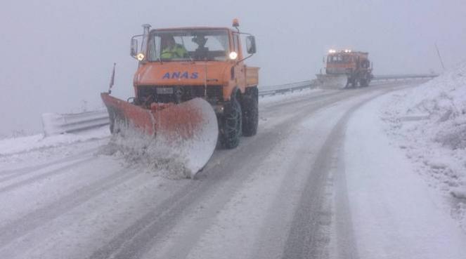Meteo Italia: neve in arrivo soprattutto in Appennino
