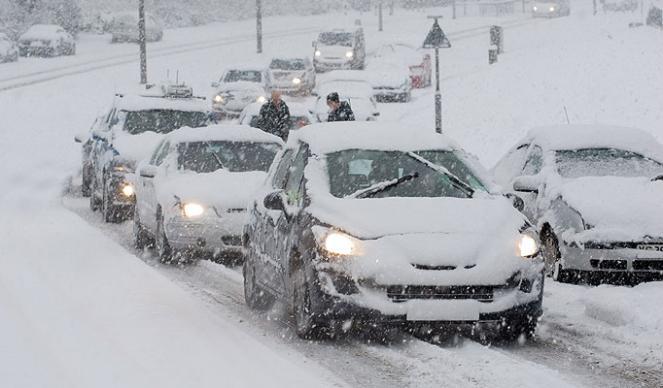 Meteo Italia: neve in arrivo specie in Appennino