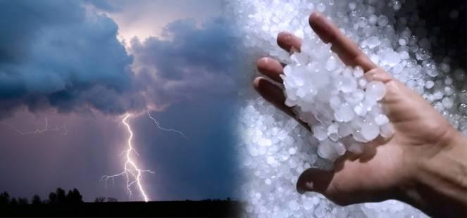 Meteo Italia: prossime ore con rovesci e temporali, localmente grandinigeni