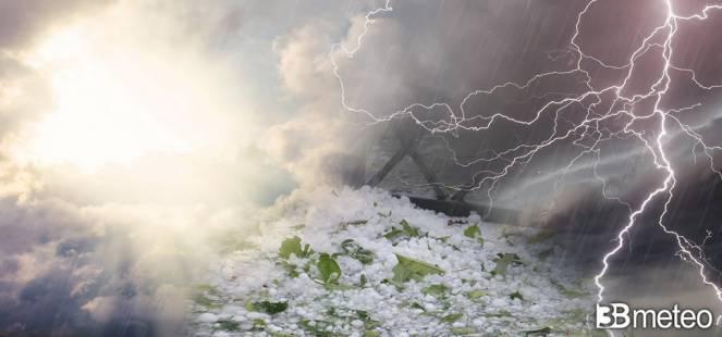 Meteo Italia: rovesci e temporali al Centro nel weekend