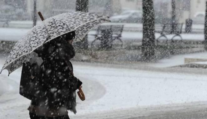 Perturbazione in arrivo dal nord, pioggia e nevicate previste nel week end
