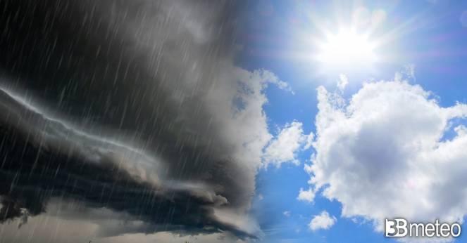 Meteo Italia, tra schiarite e qualche pioggia nei prossimi giorni