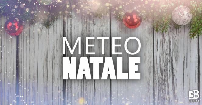 Meteo Natale: ultimi aggiornamenti