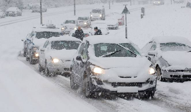 Meteo: neve in arrivo, anche a quote basse!