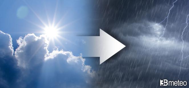 Meteo nuova settimana, torna la pioggia su tutta l Italia