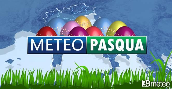 meteo Pasqua in Italia
