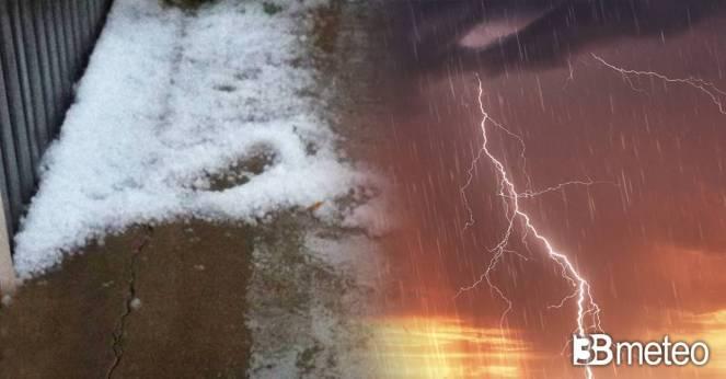 Meteo Piemonte: altri temporali imminenti